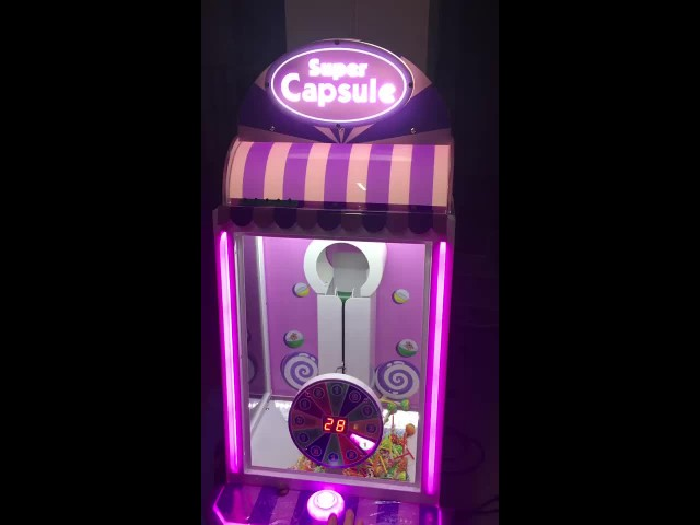 Super capsule vending machine thumbnail image