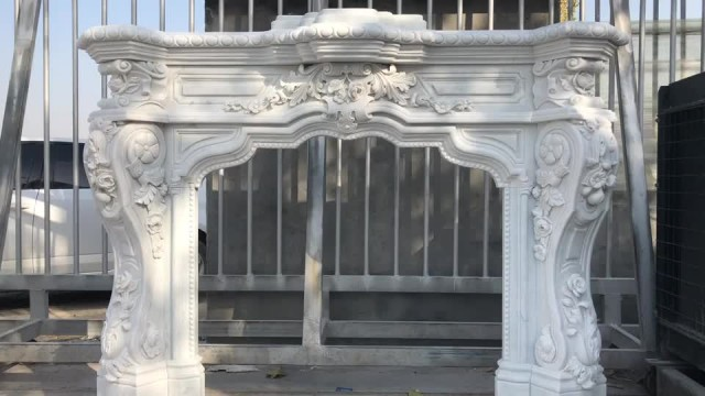 marble fireplace thumbnail image