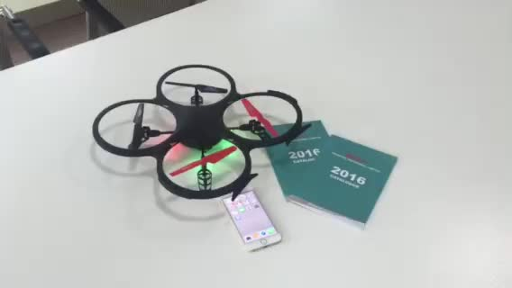 H4802WiFi Large flying drone thumbnail image