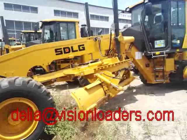 SDLG G9220 Motor grader thumbnail image