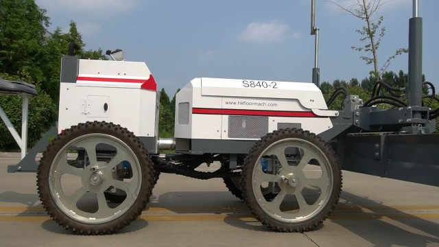 s840 laser screed