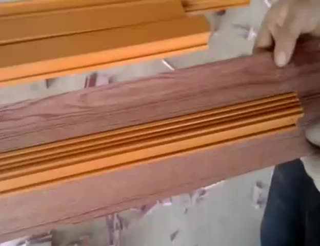 wood grain transfer machine thumbnail image