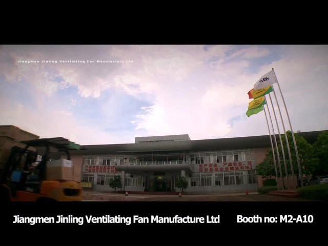 Jinling Ventilating Fan Manufacture Ltd,Co