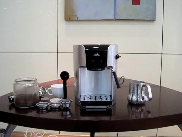 semi-automatic exprsso Coffee maker coffee machine thumbnail image
