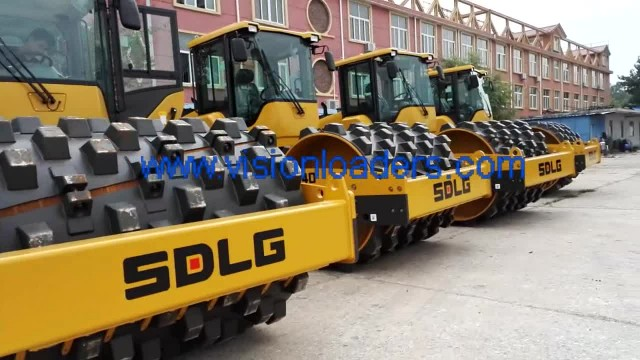 SDLG RS8140 Road Roller thumbnail image