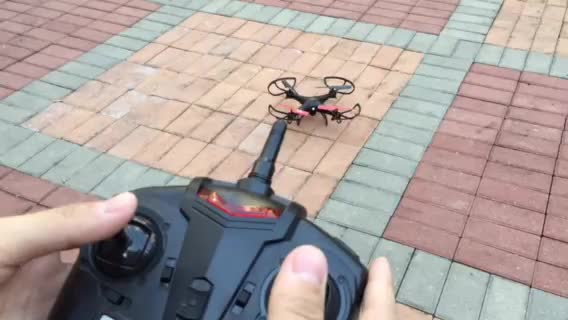 Hot Sale Gyro Professional Rc Drone with camera thumbnail image