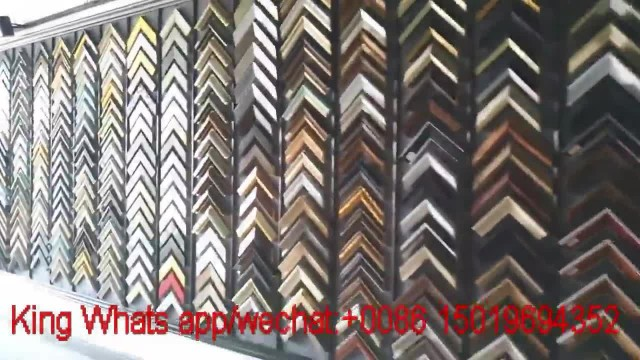 Wholesale Customized PS Frame Mouldings Showroom thumbnail image