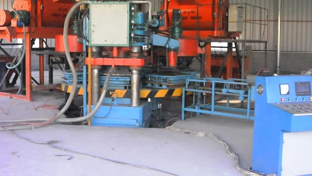 JS - HX - 600 terrazzo tile polishing machine thumbnail image