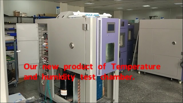 Temperature and humidity test chamber thumbnail image