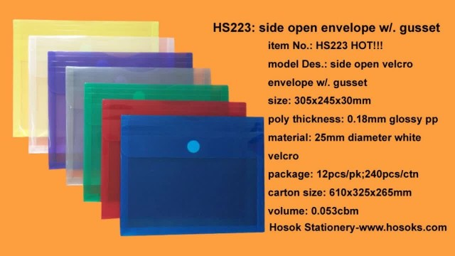 Hosok Stationery Videos No. 5 thumbnail image