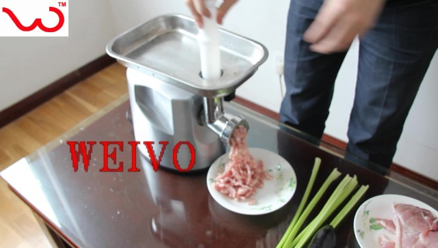 No.5 Stainless Steel Meat Mincer thumbnail image