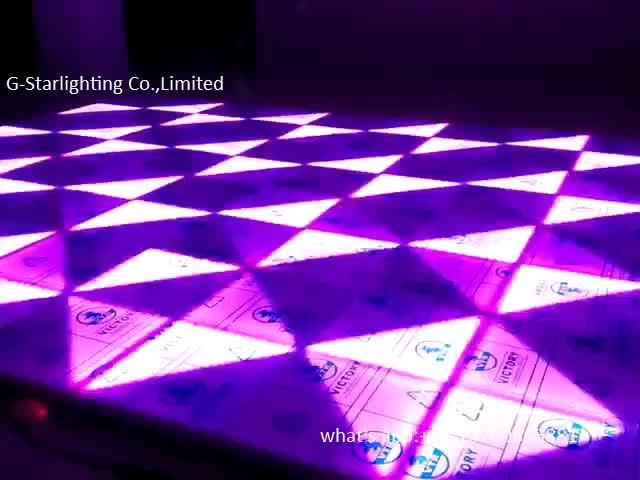 DMX dance floor color change dance floor GS-DF03 thumbnail image
