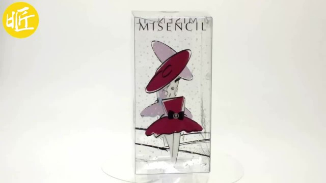 Clear perfume packaging box thumbnail image