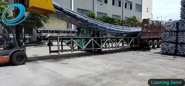 Plastic tubing shipment thumbnail image