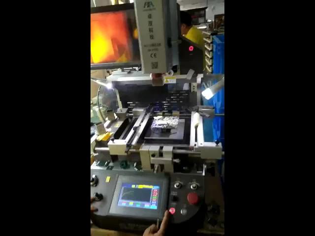 BGA reballing soldering station thumbnail image