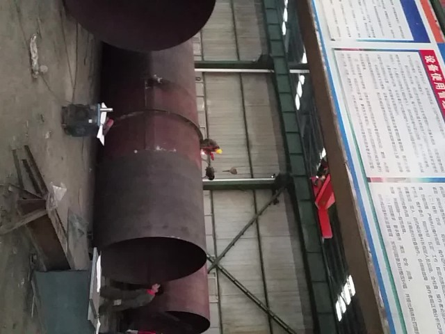 steel tank processing for storage thumbnail image