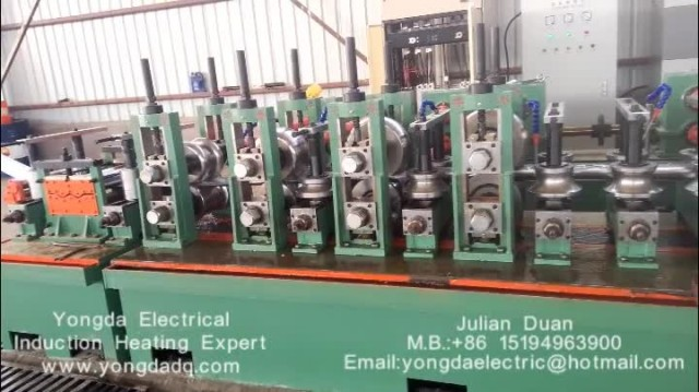 solid state high frequency welder thumbnail image