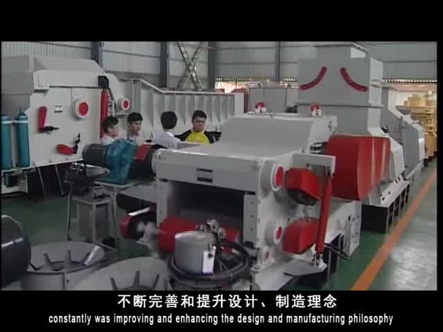 Introduction of Zhangqiu Yulong Machine Co.,Ltd.
