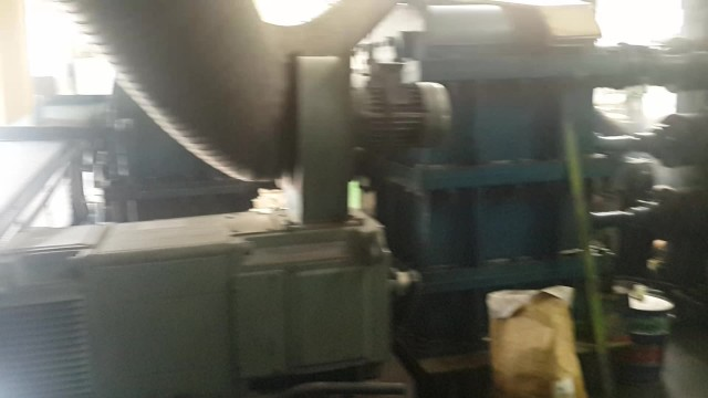 PVC Sheet making Calender Machine