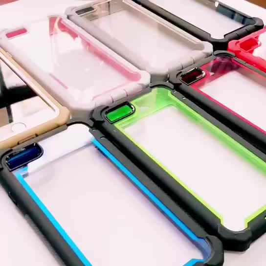 shockproof clear case thumbnail image