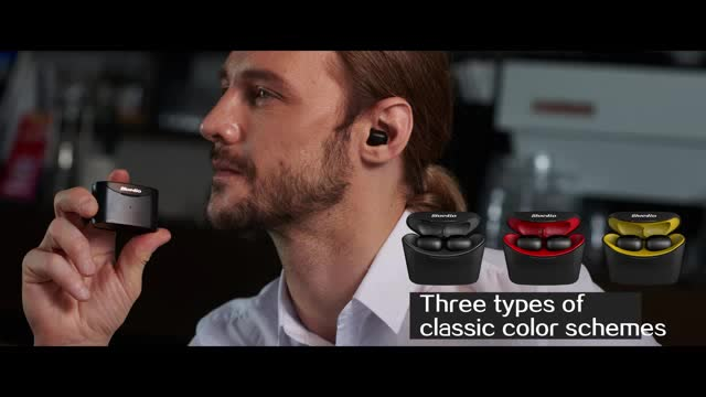 TWS earphone with microphone and Bluetooth 5.0 thumbnail image