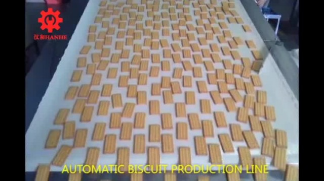 Biscuit production line thumbnail image