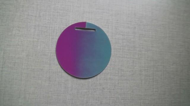 Flip Lenticular Card in GrandRise Printing
