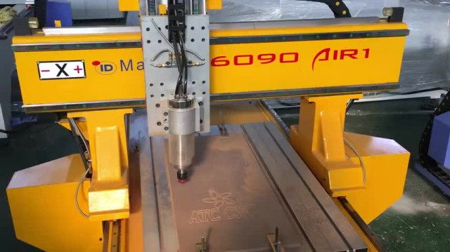cnc router machine 6090 thumbnail image