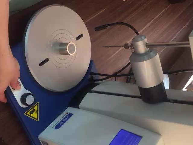 PARAFFIN WAX CONSISTENCY TEST