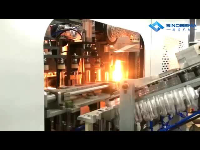 6 cavity blow molding machine, 200-2000ml model thumbnail image