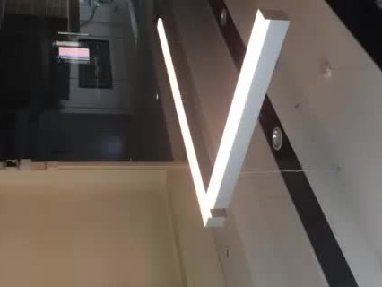 LED Linear light dimming video