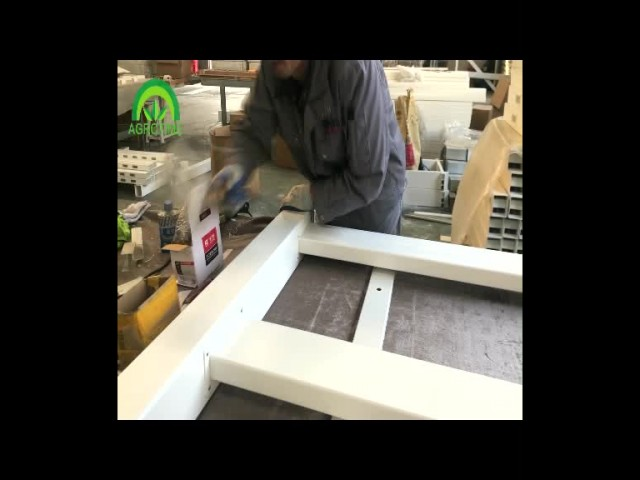 Vinyl fence factory from China