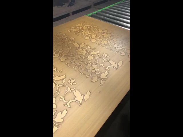 Etched Copper Plate Stainless Steel Sheet thumbnail image