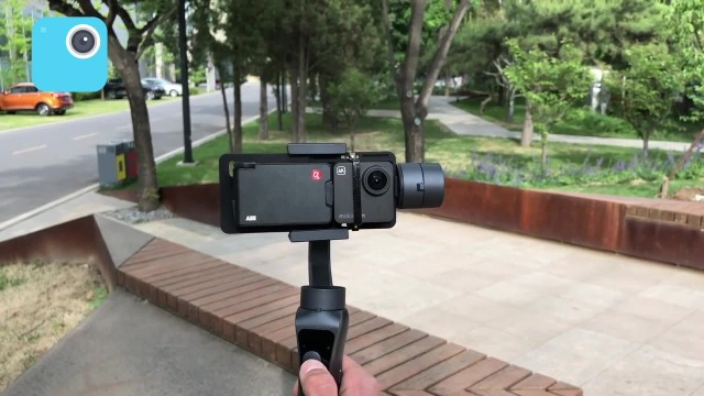 Scenfree Mobilephone Camera Gibmbal stabilziers thumbnail image