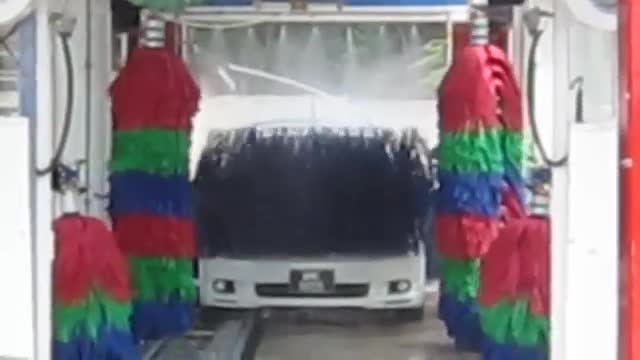 Tunnel Type Car Wash Machine in Malaysia thumbnail image