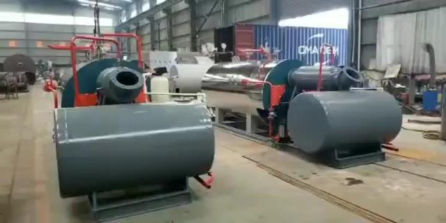 Finished steam boiler 500kg/h thumbnail image