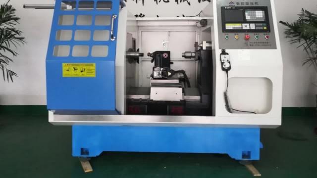 HONGXIANG Standard CNC Metal Spining Machines thumbnail image