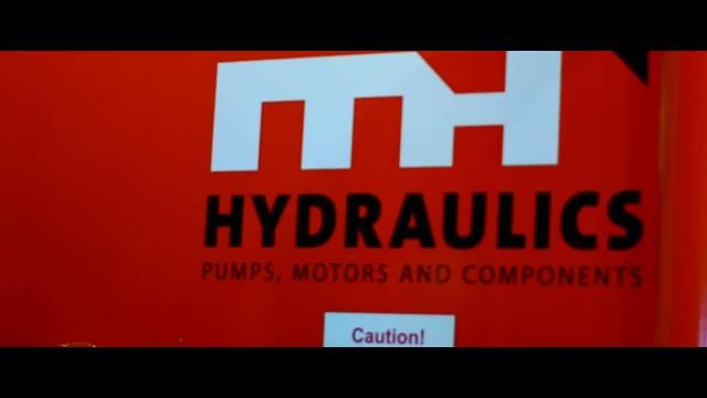 Hydraulic On Test Bench