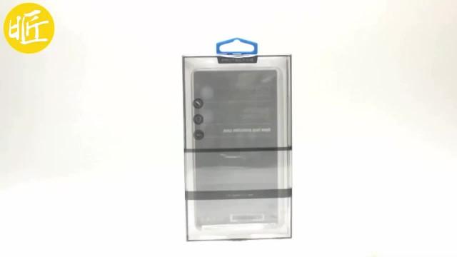Custom plastic phone case packaging thumbnail image