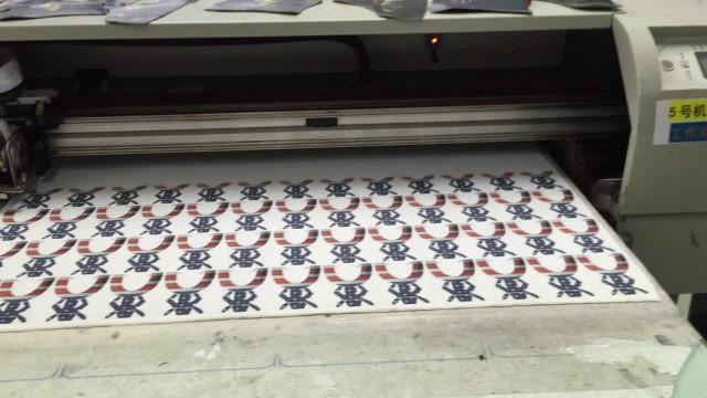 Weihang Digital Printer on Textile