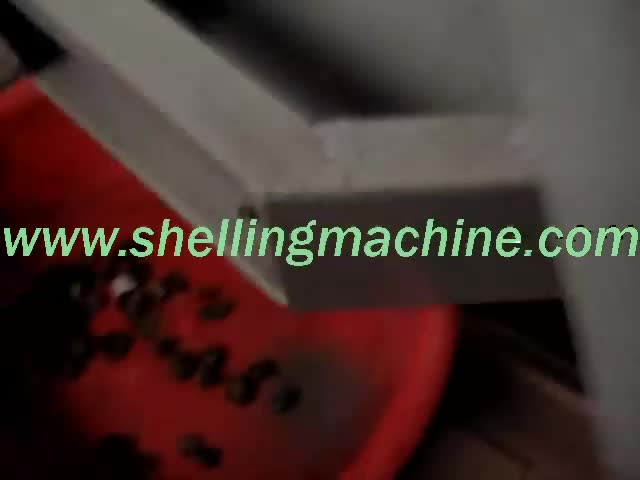 Palm Nut Kernel Cracking Shelling Machine thumbnail image