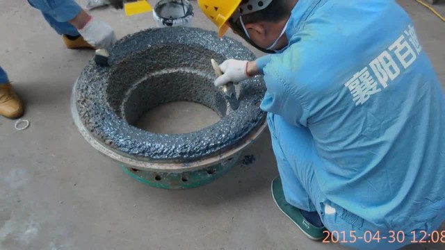 BD726 high temperature abrasion resistant coatings thumbnail image
