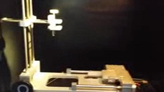 Needle Flame Test Apparatus thumbnail image