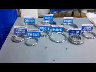 BYC Crossed Roller bearing and YRT bearing thumbnail image