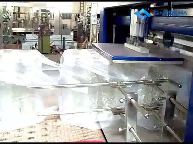 Linear model shrink wrapping packing machine thumbnail image