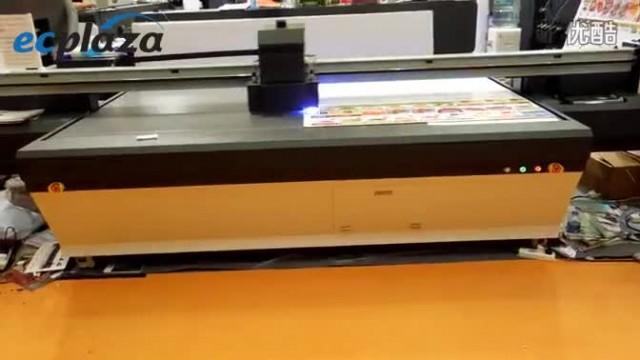 UV Flatbed Printer on APPPEXPO Shanghai Exhibition thumbnail image