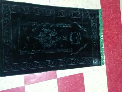 Digital Praying Rugs, Janamaz with sajda counter