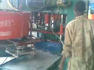 terrazzo tile press machine in South Africa thumbnail image