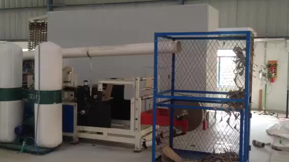 Fireworks paper cone production line