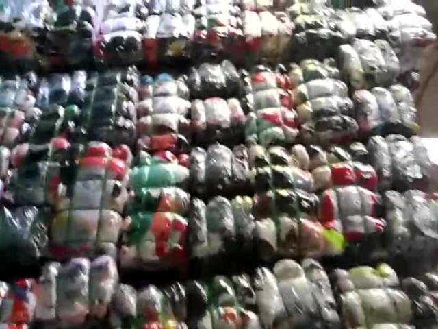 bale of clothes thumbnail image